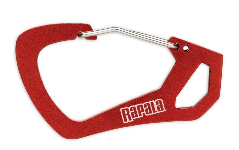 Rapala RCD Carabiner Red 2pcs
