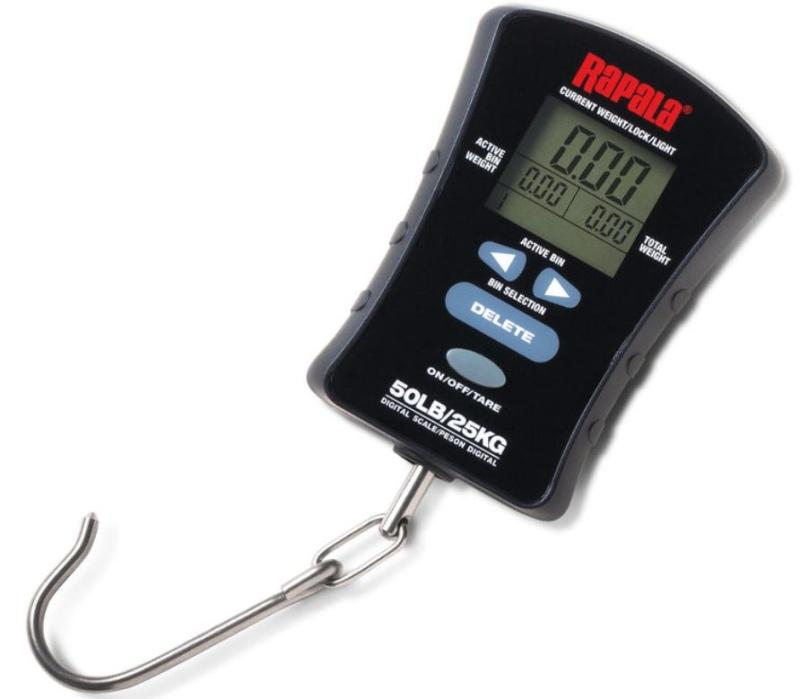 Rapala Compact Touch Screen 25 kg Scale