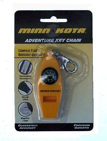 Minn Kota MC-4004 Adventure Key Chain Compass
