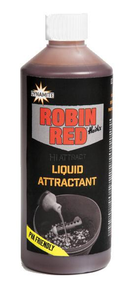 Dynamite Baits Liquid Attractant Robin Red 500 ml