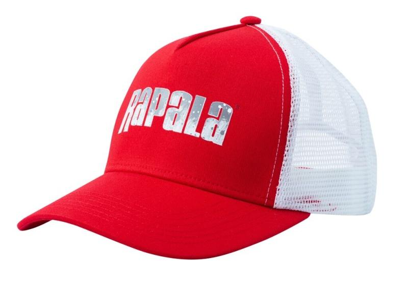 Rapala Cap Splash Trucker Red
