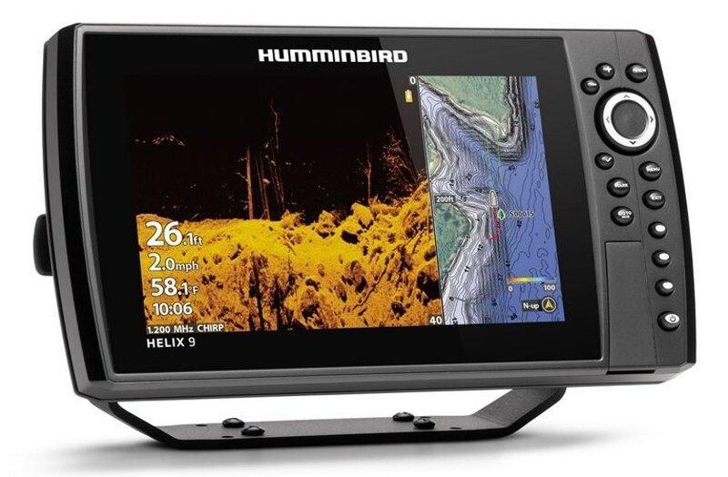 Humminbird HELIX 9x CHIRP MSI+ GPS G4N