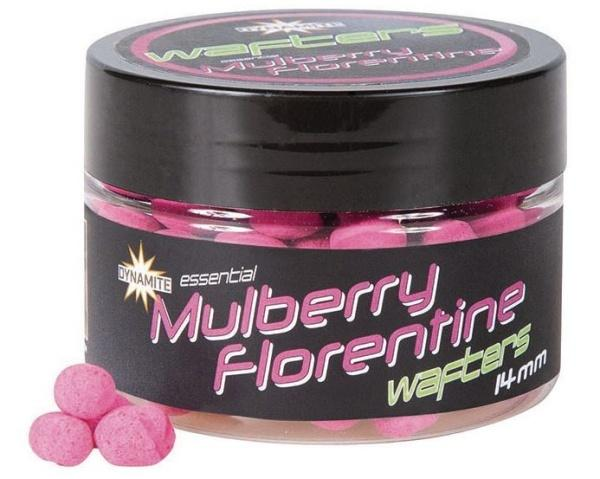 Dynamite Baits Wafters Fluro Mulberry Florentine 14 mm