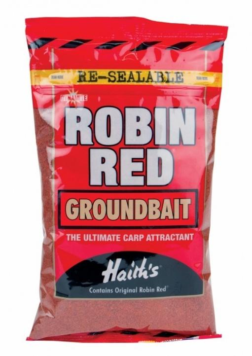 Dynamite Baits Ground Bait Robin Red 900 g