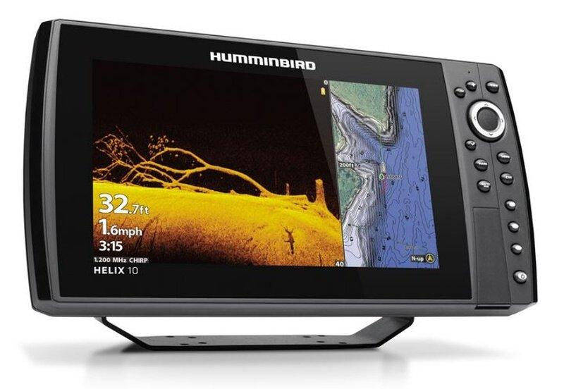 Humminbird HELIX 10x CHIRP MSI+ GPS G4N