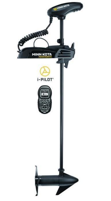 "Minn Kota PowerDrive 55/ i-Pilot/ 54"" BT"