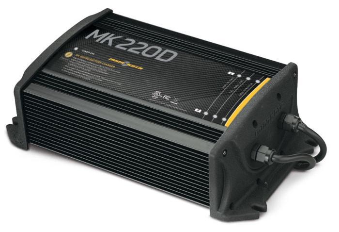 Minn Kota MK-220E nabíječka 10AMP