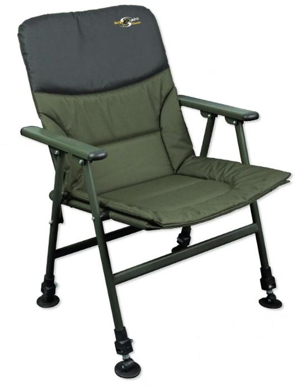 Carp Spirit Level Chair with Arms