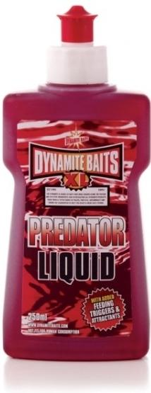 Dynamite Baits Liquid XL Predator 250 ml (karton 6 ks)