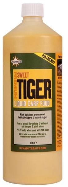 Dynamite Baits Liquid Carp Food Sweet Tiger 1 l