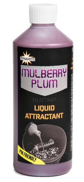 Dynamite Baits Liquid Attractant Mulberry Plum 500 ml