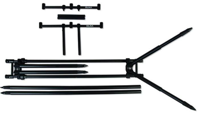 Carp Spirit BLAX Rod Pod Complete 2/3