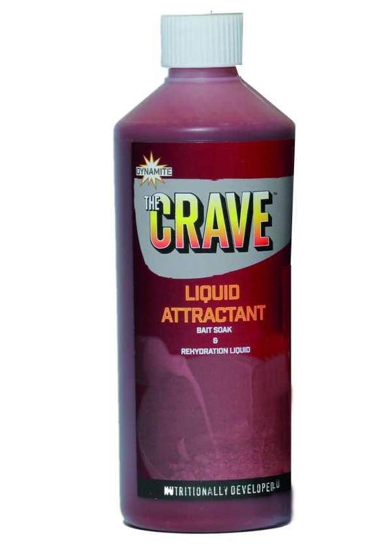 Dynamite Baits Liquid Attractant The Crave 500 ml