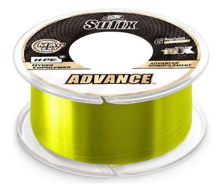 Sufix ADVANCE 300 m žlutý