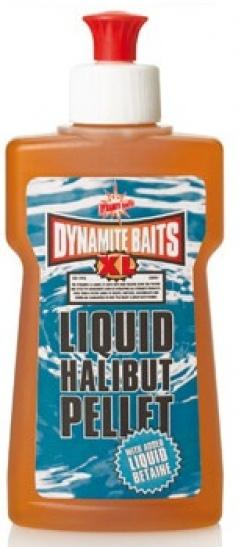 Dynamite Baits Liquid XL Halibut Pellet 250 ml