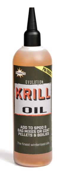 Dynamite Baits Evolution Oil Krill 300 ml