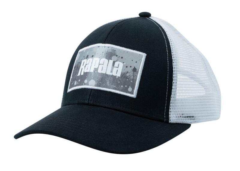 Rapala Cap Splash Trucker Black/Grey