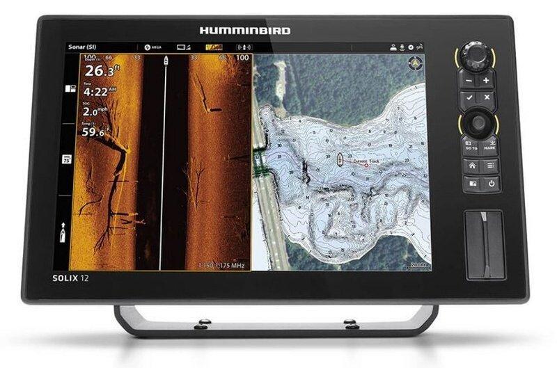 Humminbird SOLIX 12 CHIRP MSI+ GPS G3