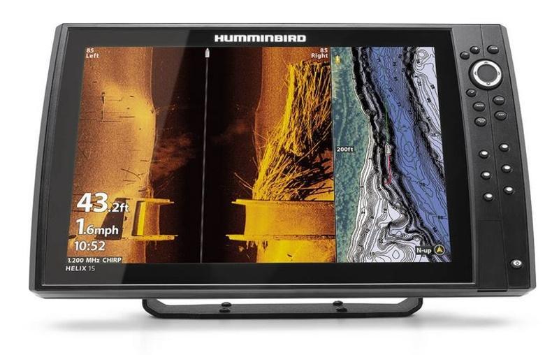 Humminbird HELIX 15 CHIRP MSI+ GPS G4N