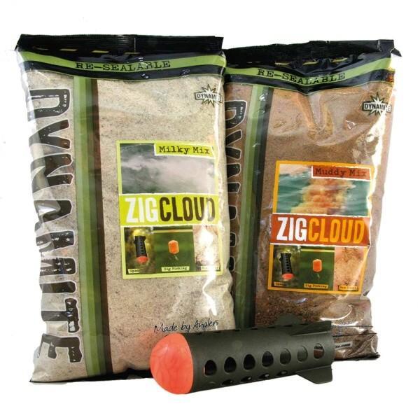 Dynamite Baits Zig Cloud - Milky Mix - 2 kg (karton 5 ks)