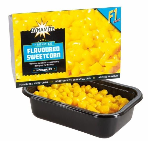 Dynamite Baits Frenzied Sweetcorn F1 Sweet 200 g