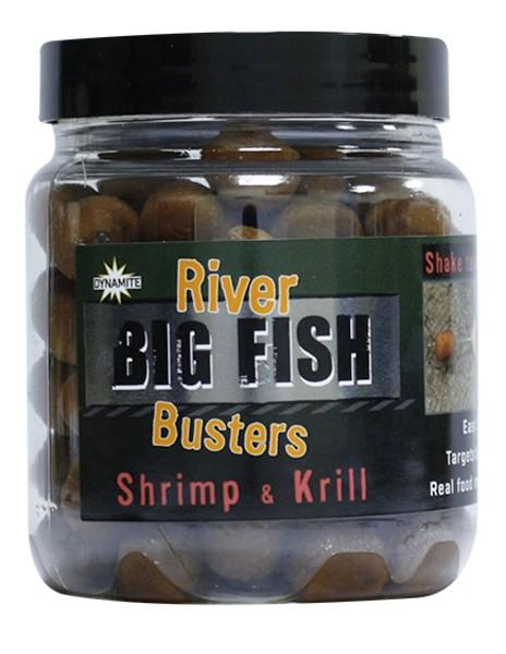 Dynamite Baits Big Fish River Hookbaits Shrimp&Krill Busters