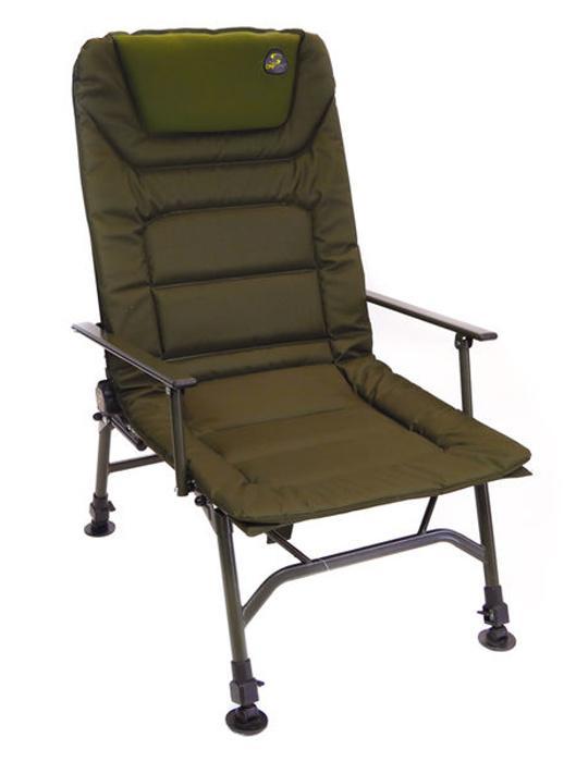 Carp Spirit Blax Arm Chair