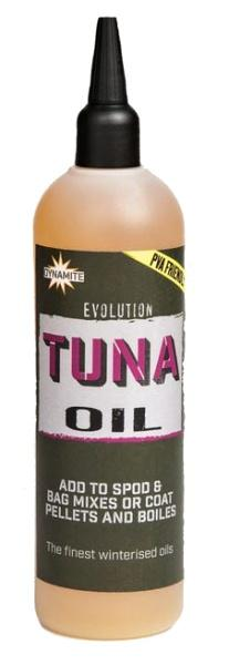 Dynamite Baits Evolution Oil Tuna 300 ml