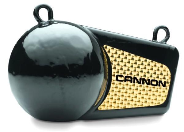 Cannon závaží Weight 4 lb/1,8 kg
