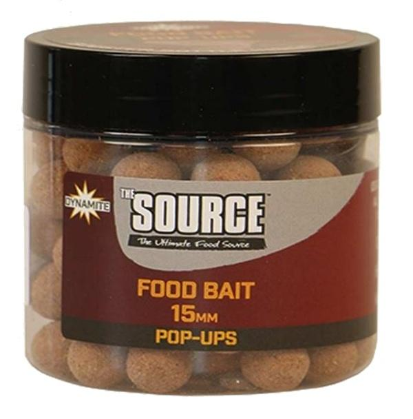 Dynamite Baits Pop-Ups The Source 15 mm