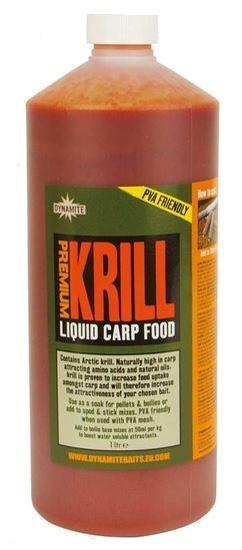 Dynamite Baits Liquid Carp Food Krill 1 l