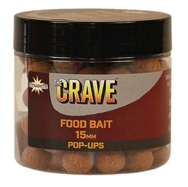 Dynamite Baits Pop-Ups The Crave 15 mm