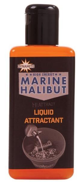 Dynamite Baits Liquid Attractant Marine Halibut 250 ml